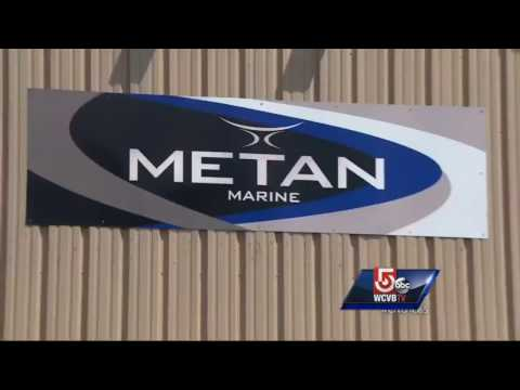 Metan Marine on Channel 5 Chronicle with Anthony Everett