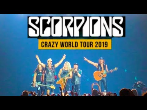 Scorpions Crazy World Tour 2019//Екатеринбург