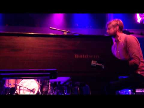 Andrew McMahon - After The Fire - Musikfest Cafe , Bethlehem - 7/23/13