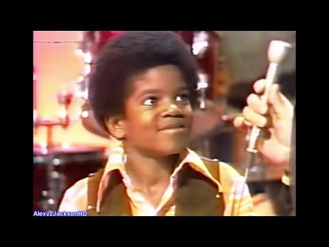 Remembering the old school Jackson 5 - I Want You Back and ABC