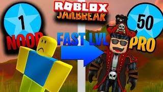 easy AS EASILY STICK LVL to JAILBREAK! ROBLOX easy