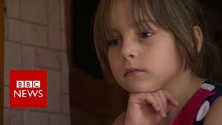 'My wife took my children and joined IS' - BBC News