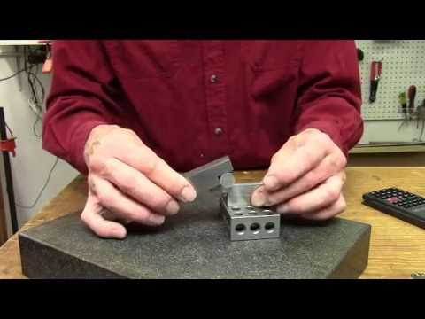 Setting precise angles for woodworking