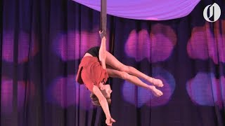Oregon circus school reaches out to at-risk youth