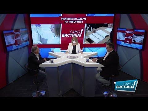 """Зоран Иванов и Горан Момироски во """"Само Вистина"""" 27.5.2019 1 дел"""