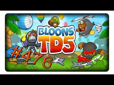Bestehe alle Runden! #476 || Let's Play Bloons Tower Defense 5 | Deutsch | German