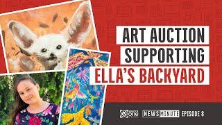 S1 News Minute | EPISODE 8 - ART AUCTION