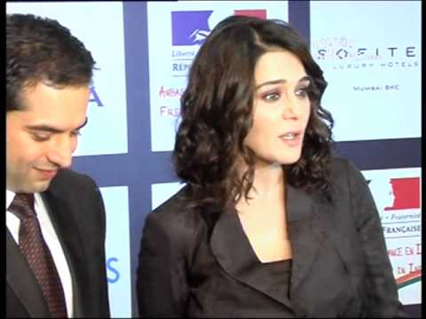 Preity Zinta And Sameera Reddy Talk About 'Ishkq In Paris'