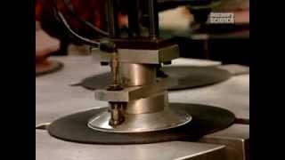 ЕМКО шлифовальные круги(Технология изготовления. Круги абразивные (отрезные, зачистные), 2013-08-17T19:52:49.000Z)