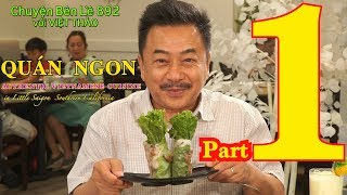 MC VIỆT THẢO- CBL(892)- Quán NGON (Part 1)- Little Saigon California-June 11, 2019