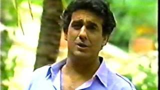 Placido Domingo sings Maria La