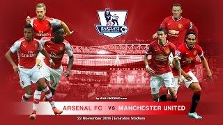 "Who will win ""EL INJURY O? - Arsenal v Man Utd"