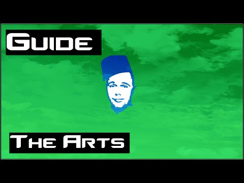 Ricky Gervais Guide To: The Arts