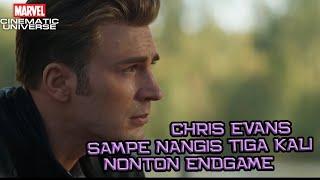 Chris Evans Sampe Nangis 3 Kali Nonton Endgame ? Pertanda Apa ?