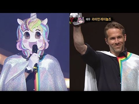 Ryan Reynolds On Masked Singer To Promote Deadpool - YouTube