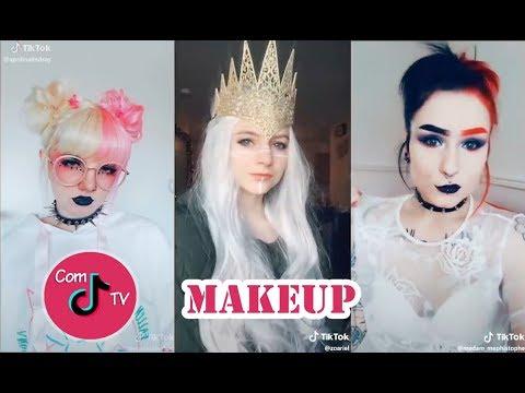 Makeup Transformations TikTok Videos Compilation 2019