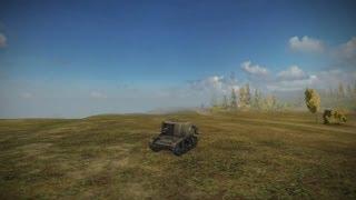 Т18,убийца в песке!