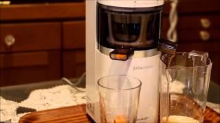 コールドプレスジュースを作ろう♪ (ジュースプレッソ juice presso) thumbnail