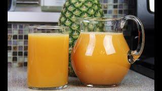 Pure Tropical Citrus Pineapple Juice   CaribbeanPot.com