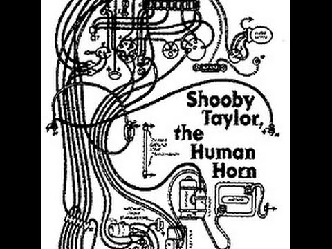 Shooby Taylor - The Human Horn (Full Album)