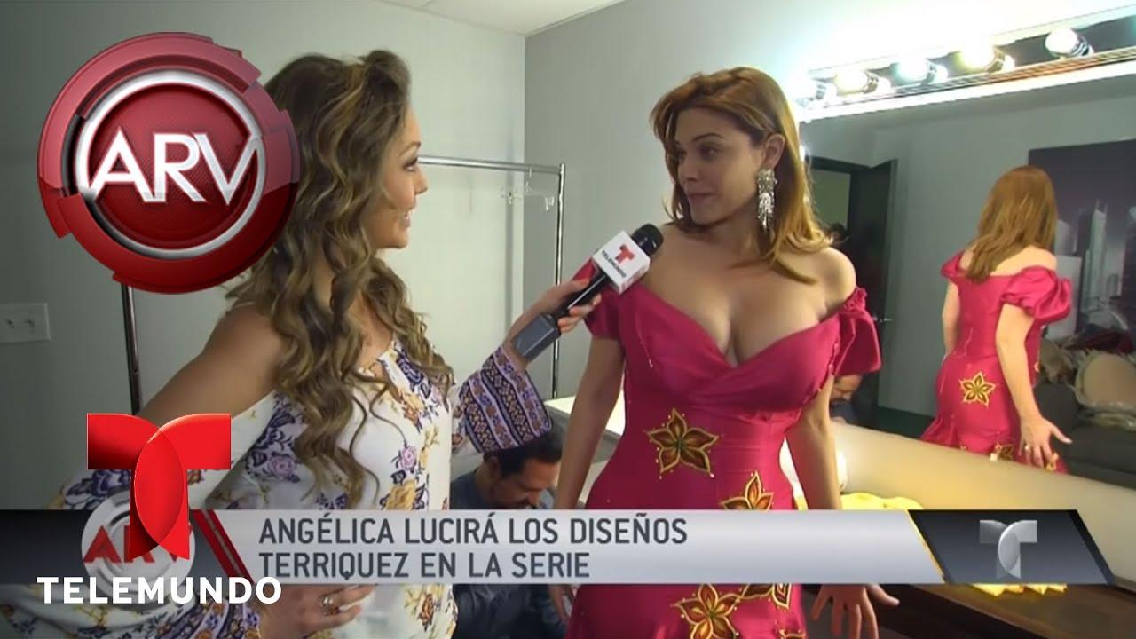 Adán Terríquez Recreará Los Vestidos De Jenni Rivera Al Rojo Vivo Telemundo