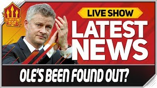Solskjaer Tactics Exposed? Man Utd News