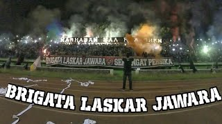 Gambar cover Brigata Laskar Jawara: persika vs persibas | friendly match
