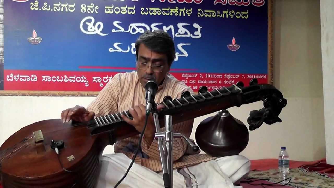 Veena Vidwan D. Balakrishna - Concert (2.1)