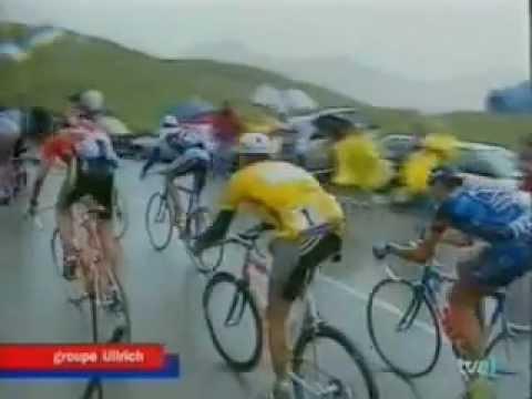 Tour de France 1998 - 15 Les Deux Alpes  Pantani 2/2