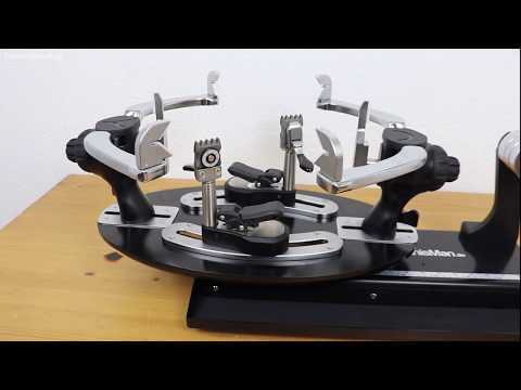 Tennisman Stringmaster Deluxe SE  -  Besaitungsmaschine - Review
