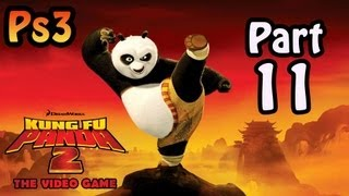 Kung Fu Panda 2: The Video Game (PS3) Walkthrough Part 11