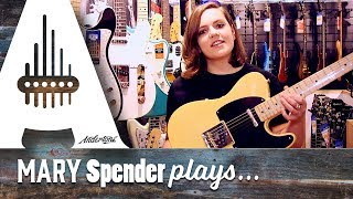 Baixar I Always Wanted To Try - Fender Telecaster 1952 Reissue - Mary Spender