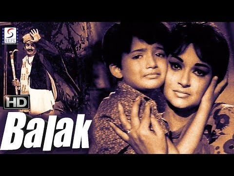 Balak - Jaymala, Manmohan Krishna, Sarika - Super Hit B&W Movie - HD