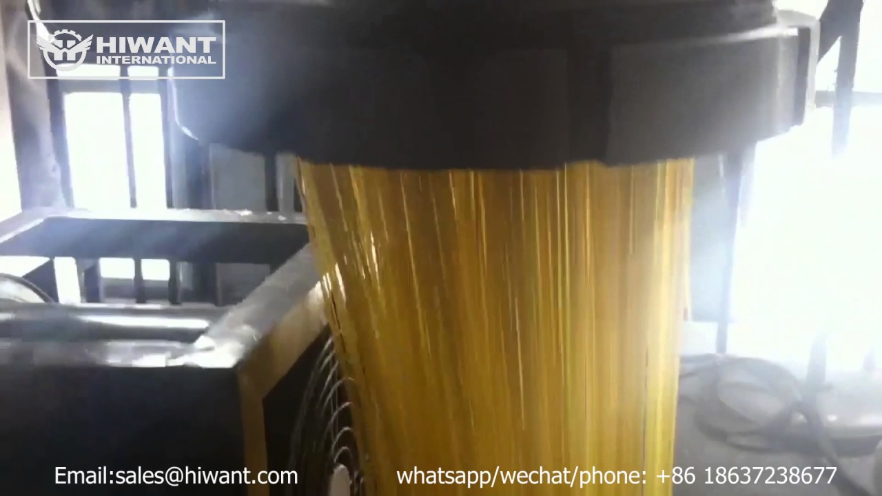 Large Scale Commercial Pasta Extruder Machine Production Line For ...