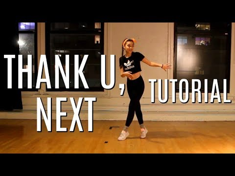 THANK U NEXT (DANCE TUTORIAL)