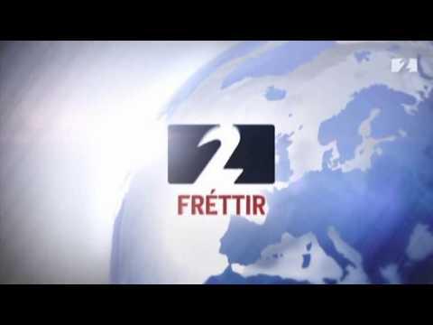 INTRO // Stöð 2 Fréttir - Stöð 2 (2017)