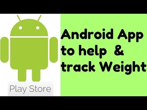 Android App For Tracking Weight (Weight Loss Ideas)