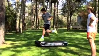 SpeedFit - Speedboard Pro XL - Manual Treadmill - Alex Astilean