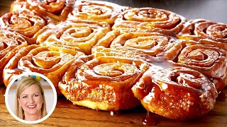 Classic Cinnamon Sticky Buns  Oh Yum with Anna Olson