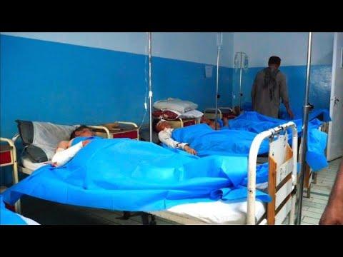 Kaboul: au moins 37 morts dans un attentat-suicide