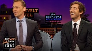 How Thomas Middleditch Hijacked Tom Hiddleston's Group Text