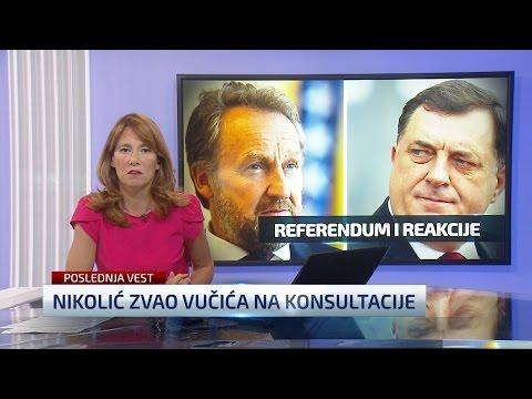 Dnevnik N1 / Beograd / 30.8.2016.
