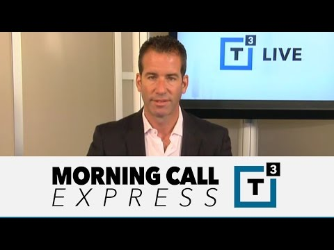 Morning Call Express: Losing Steam