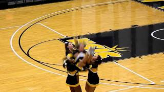 Blow Out Stunt WSC Cheer