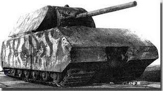 Супертанки Гитлера (Тигр и Маус)