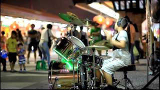 Download Video 20160417【小黃奕】爵士鼓 - So Faraway (Drum Cover) MP3 3GP MP4