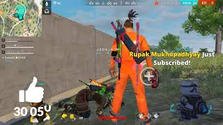 Total 22 Kill In Squad Match Must Watch - Garena Free Fire- Total Gaming