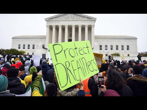 DREAMers Are Awaiting A Supreme Court Decision That Could End Their Legal Status