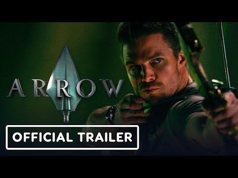 Arrow Season 8 Official Trailer - Comic Con 2019