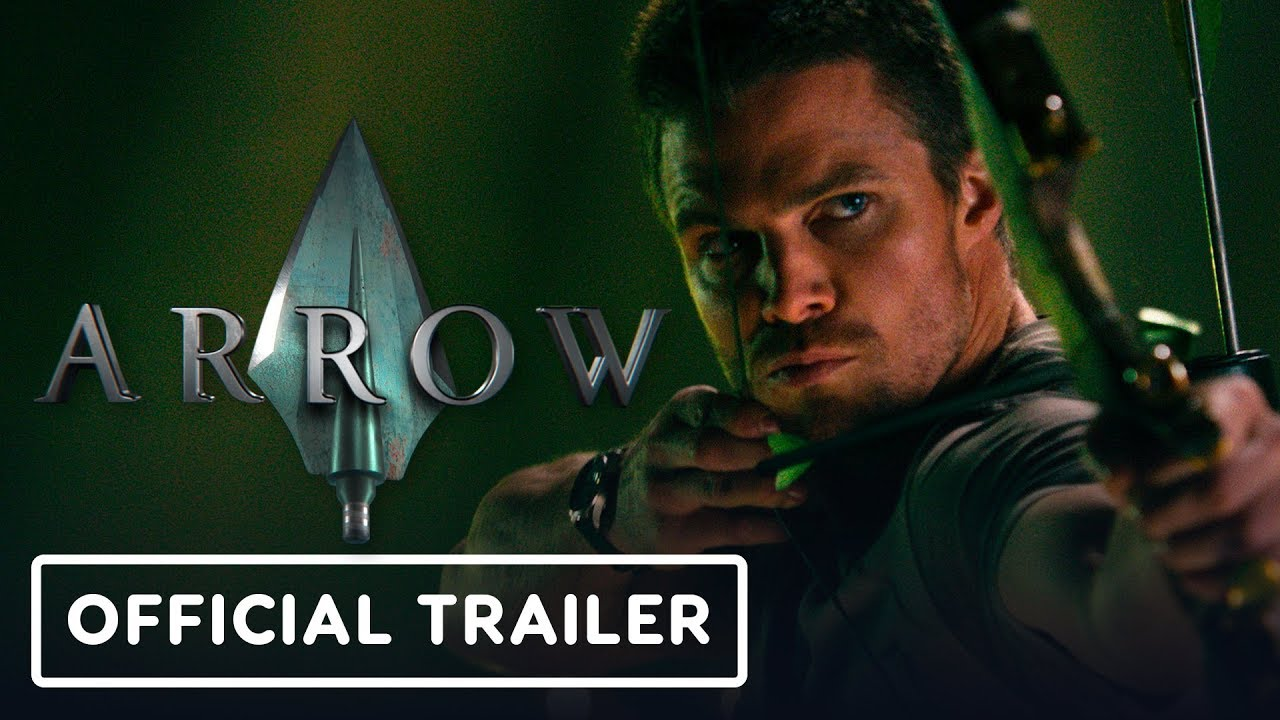 Download Arrow Season 8 Official Trailer - Comic Con 2019